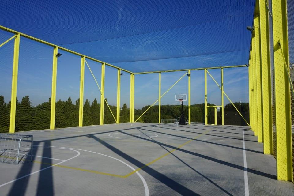 Amstelhome sportveld - Carl Stahl