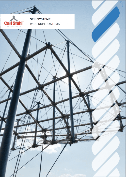 Image Veiligsheidsnetten Kabelconstructies - Carl Stahl