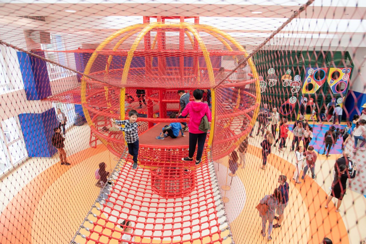 Honk Kong International School playgarden - Carl Stahl