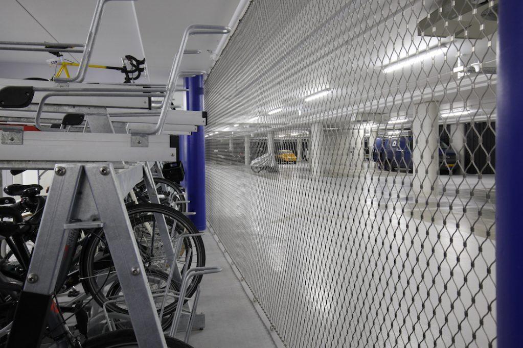Pontsteiger fietsenstalling in garage - Carl Stahl