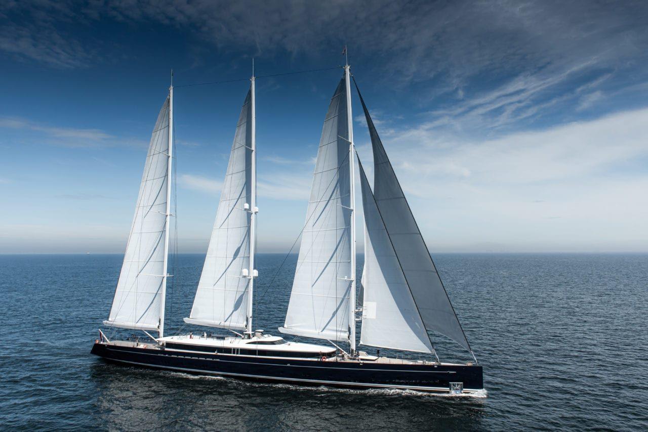 Sea Eagle II - photo by Tom van Oossanen - Mooring Yachts