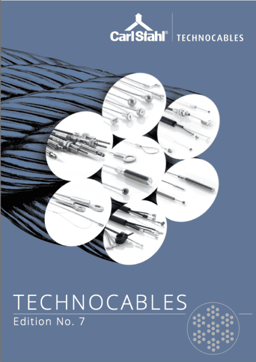 Technocable catalogus voorkant